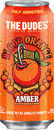 The Dudes Blood Orange Amber can