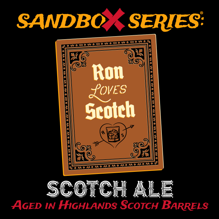The Dudes Ron Loves Scotch can