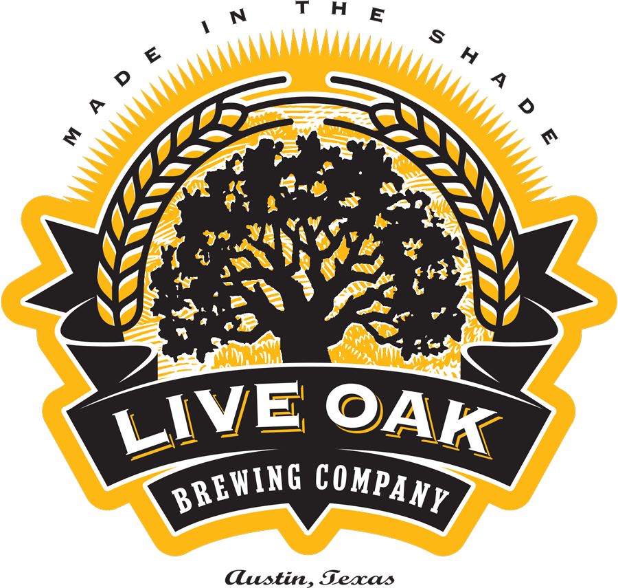 Live Oak Brewing Company logo