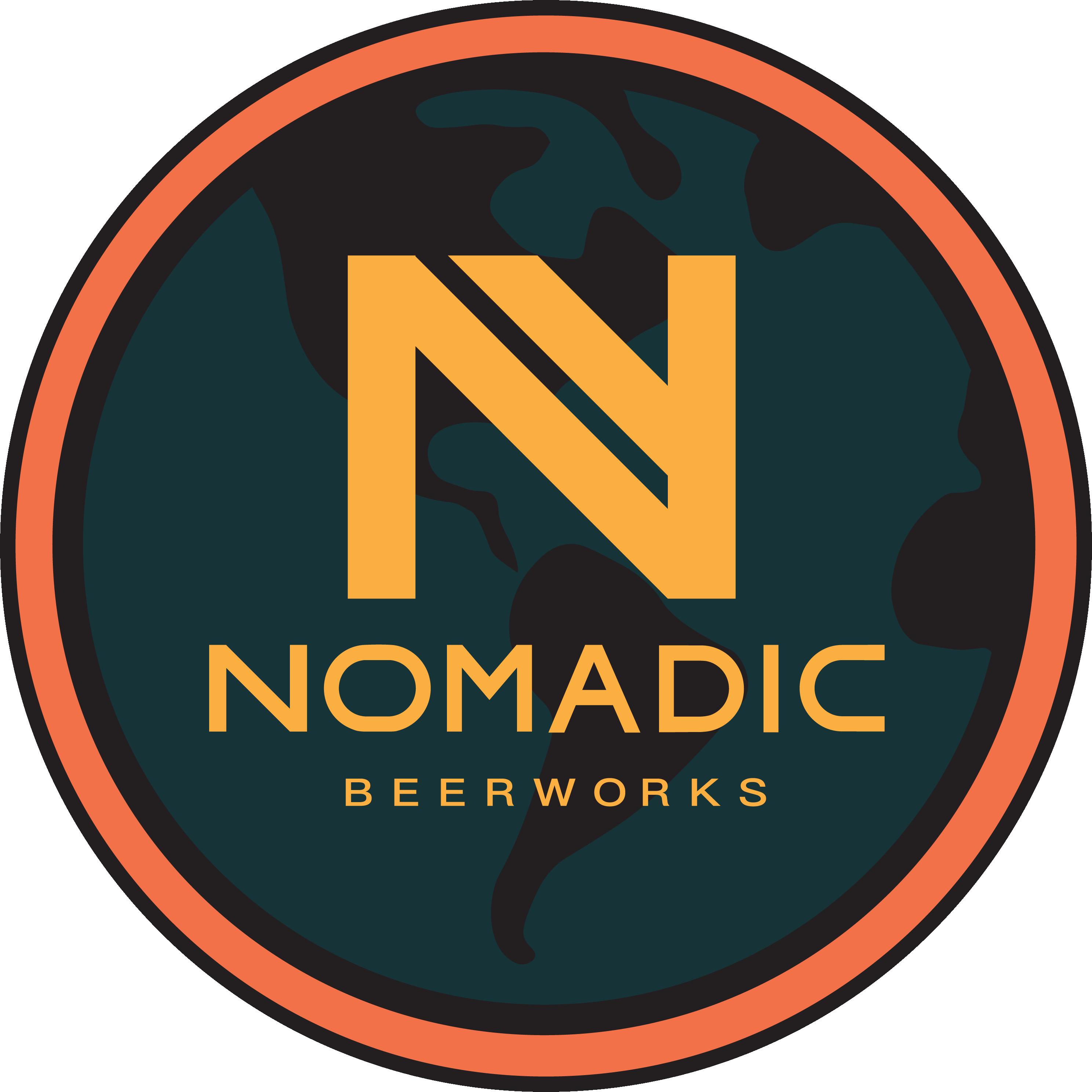 Nomadic Beerworks logo