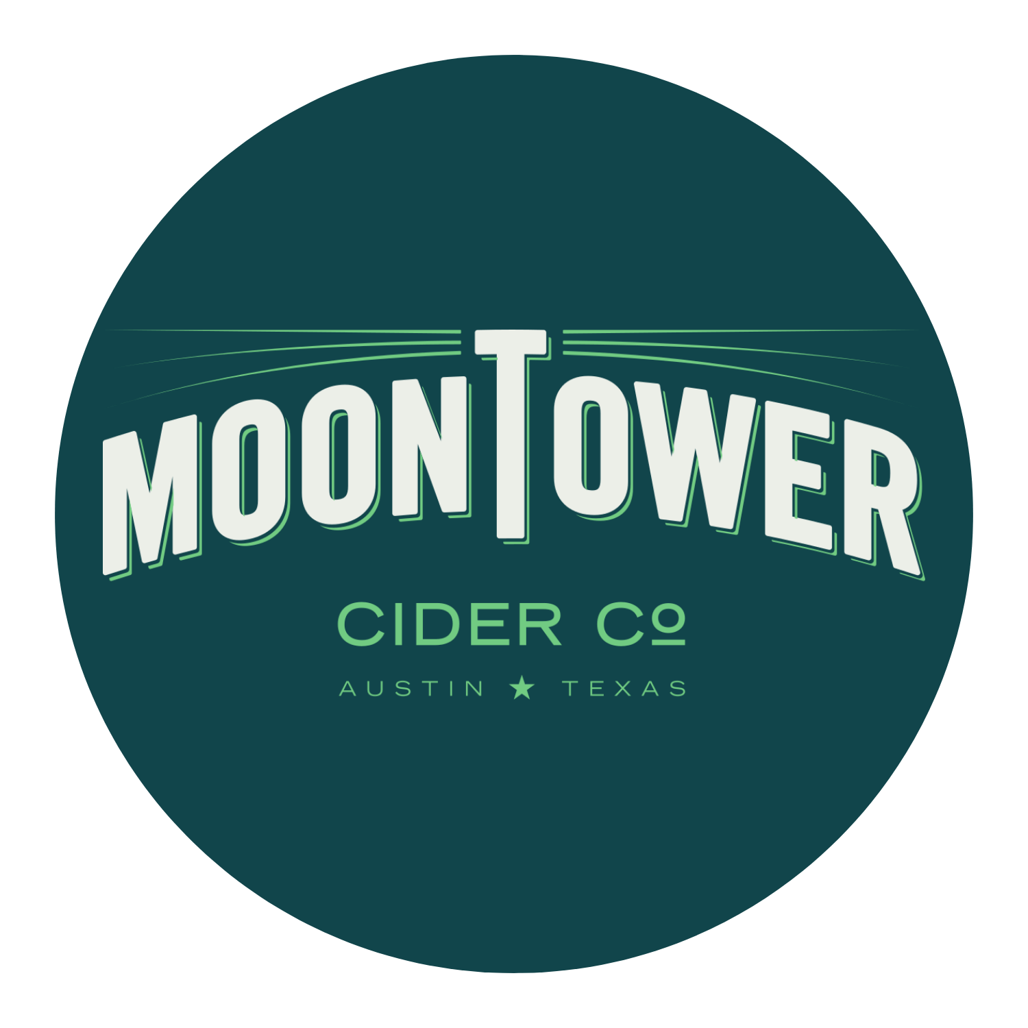 Moontower Cider Co. logo