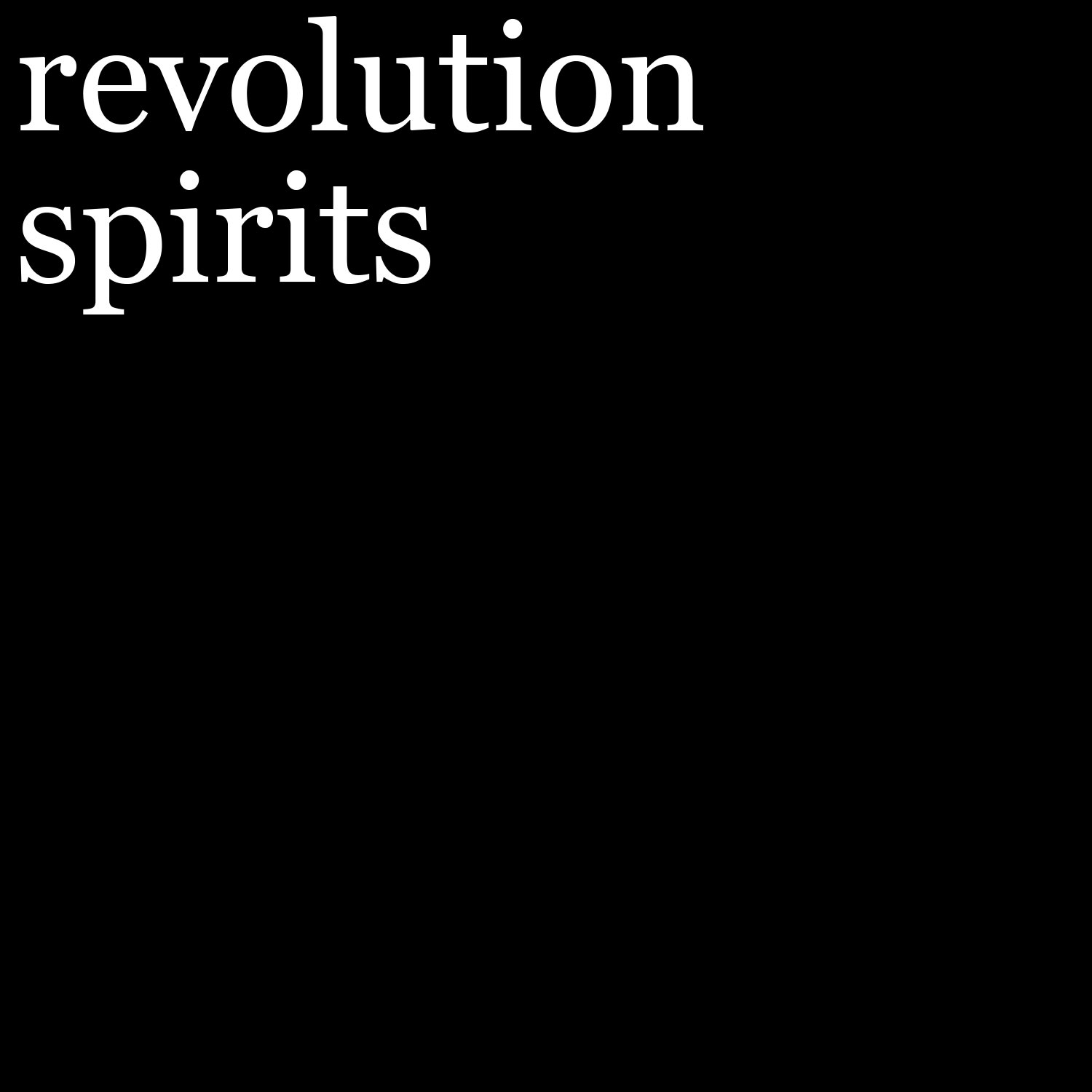 Revolution Spirits logo