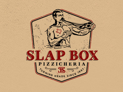 Slap Box Pizzicheria logo
