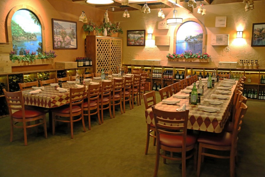 Semi-Private Banquet Room