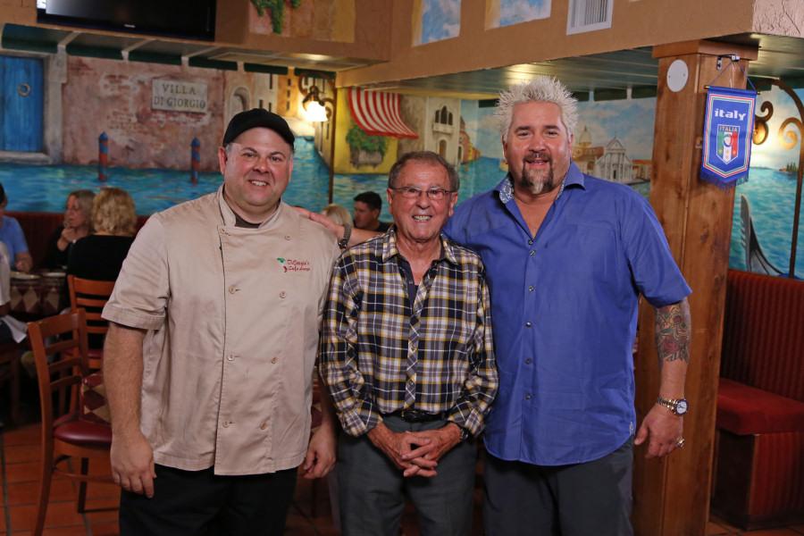 Robert, DiGiorgios & Guy