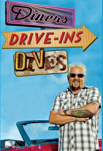 Diners, Drive-ins & Dives Poster