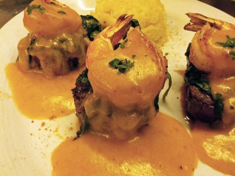 Filet & Shrimp
