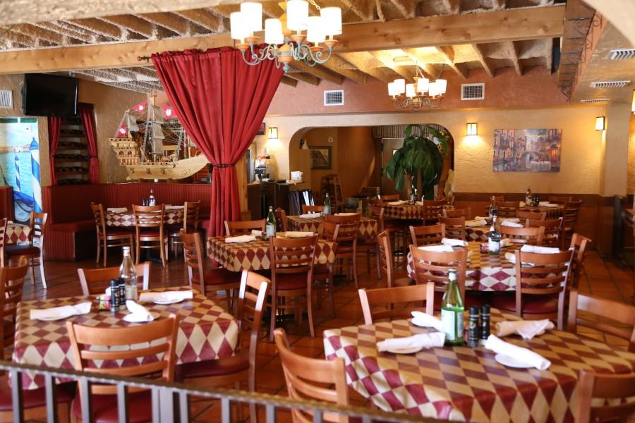 Cafe Largo Dining Room