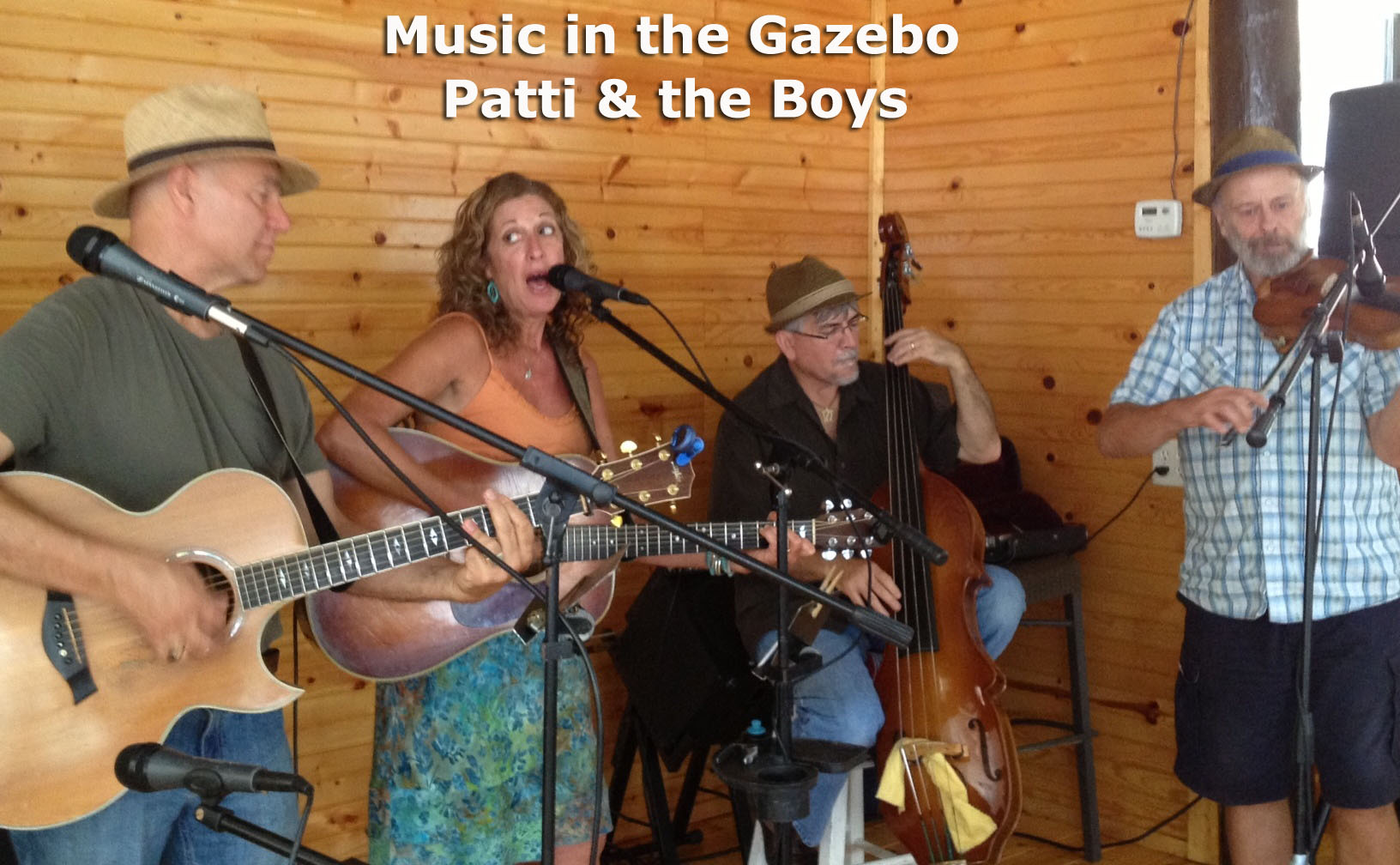 Music in the Gazebo