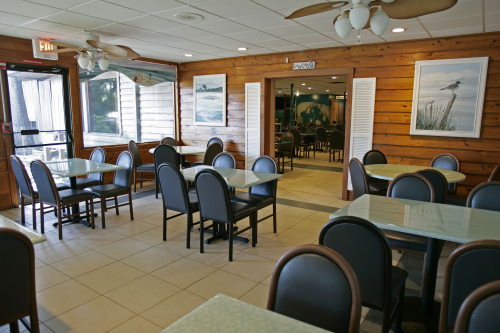 Restaurant Seating