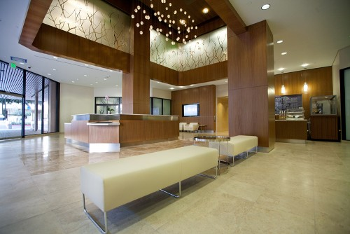 155 N Lake Lobby project image