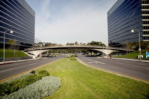 Ave of the Stars Pedestrian Overpass project image