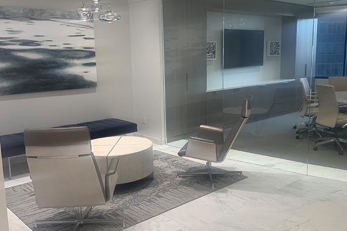 Watt Plaza Building Management Office project image