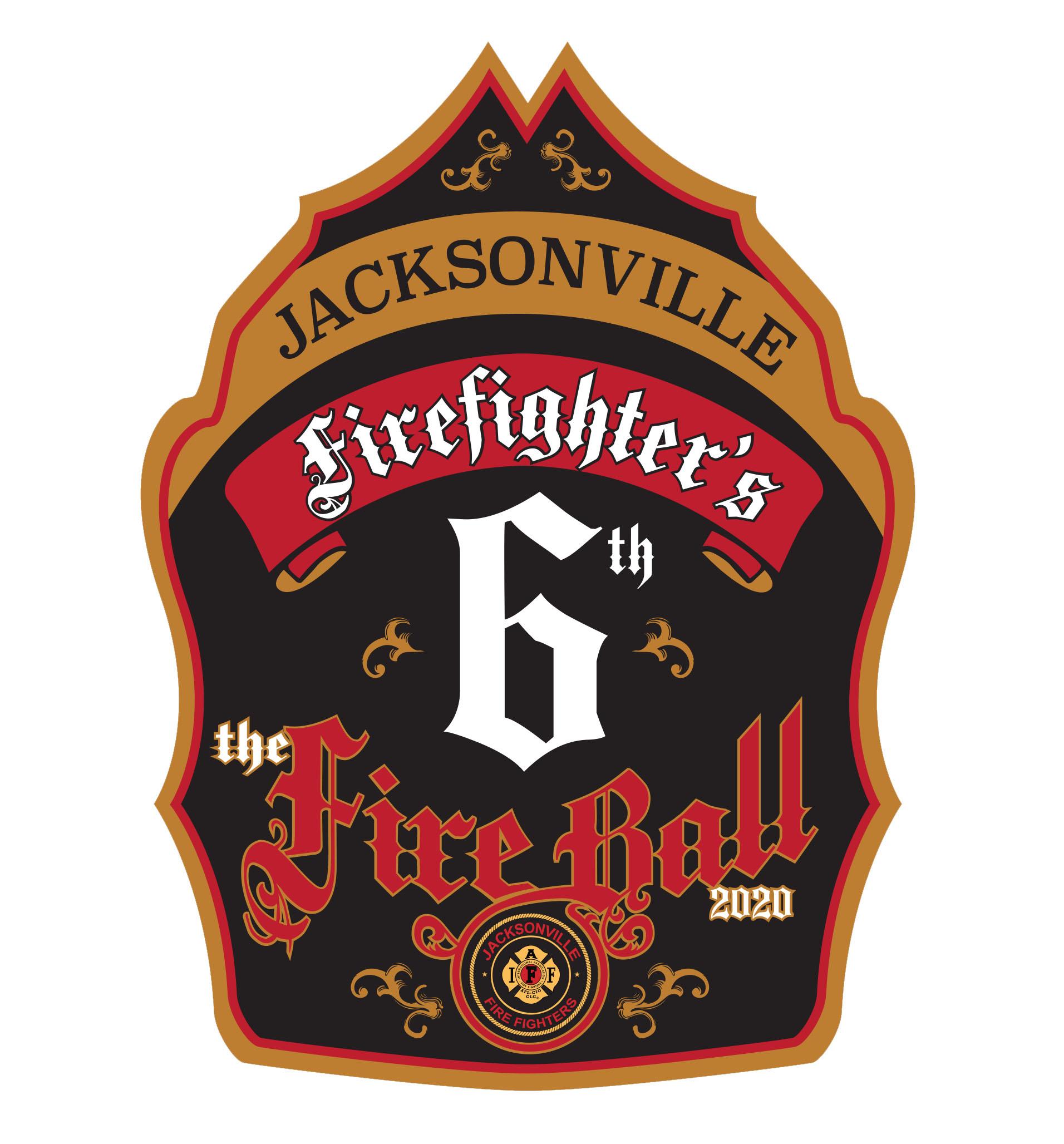 Photo of Jacksonville Firefighters Fireball 2020