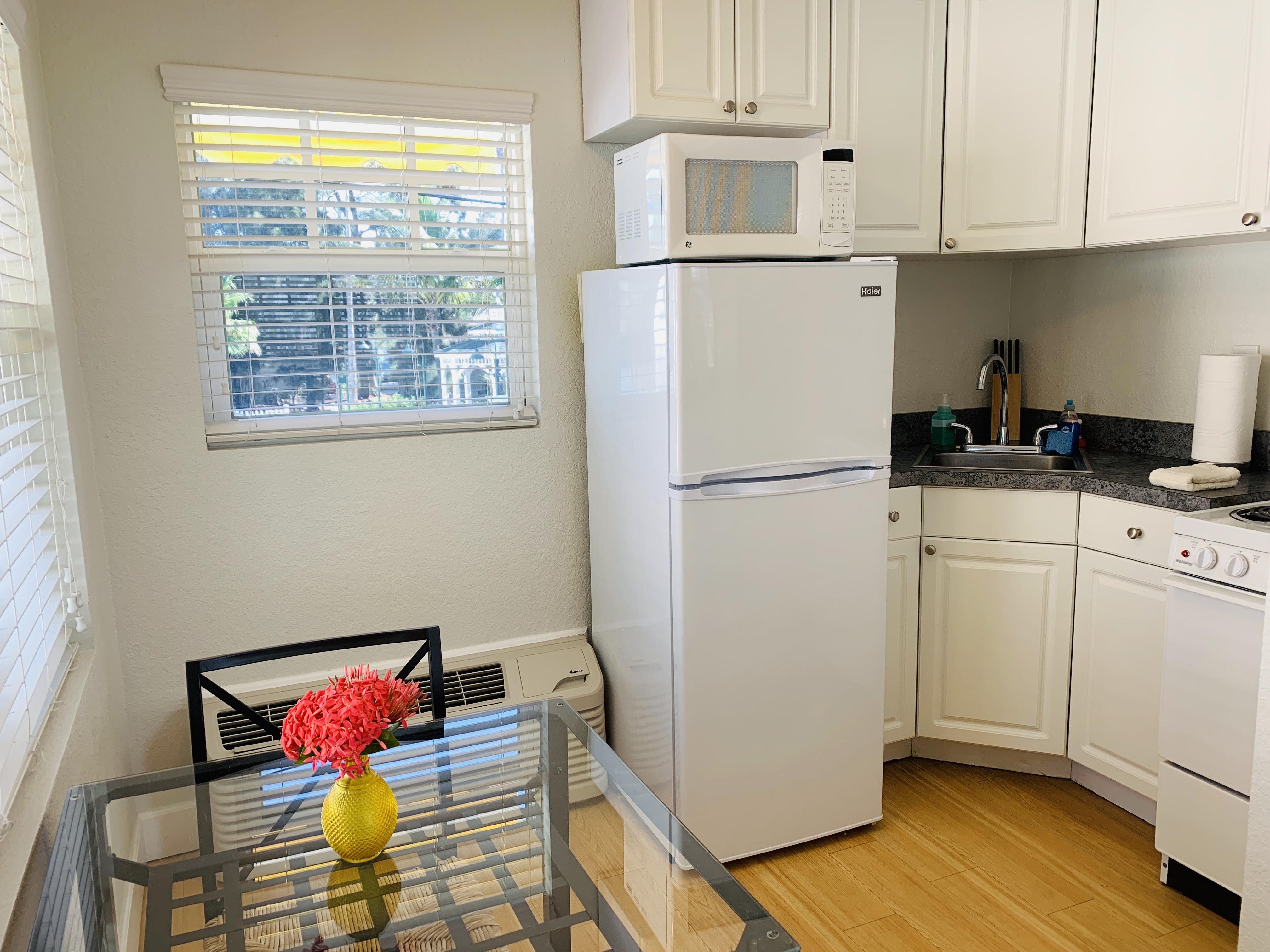 Unit 8 Studio Kitchen