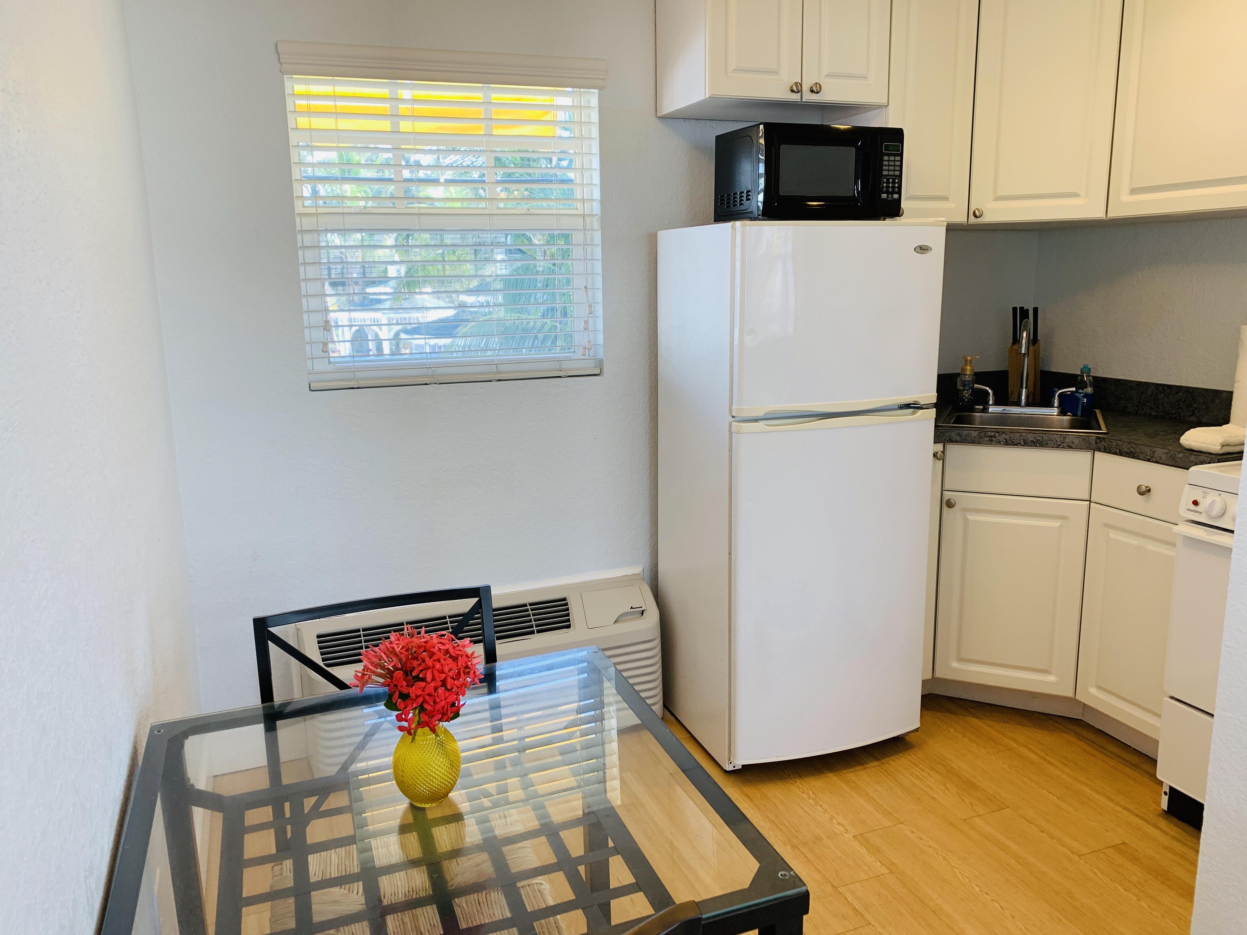 Unit 9 Studio Kitchen