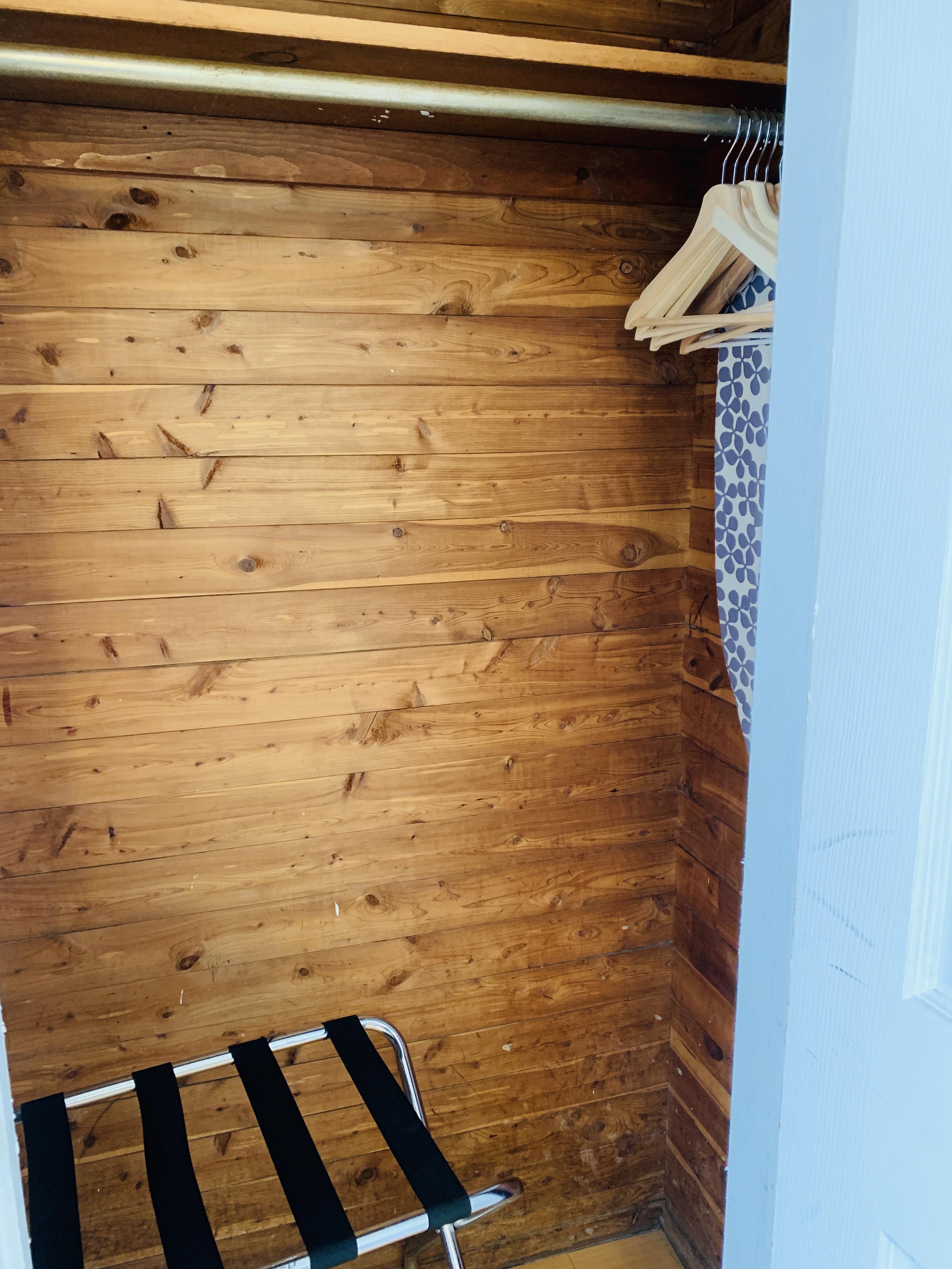 Unit 5 -Cedar Closet