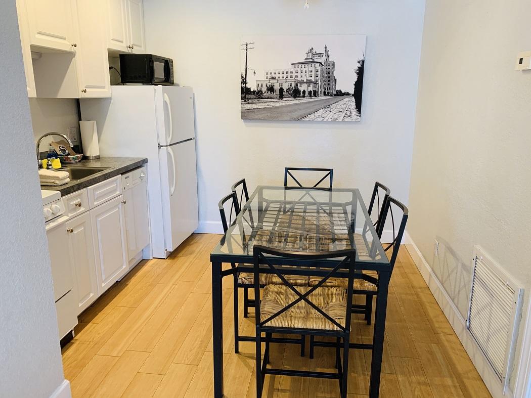 2BR Garden Apartment Kitchen
