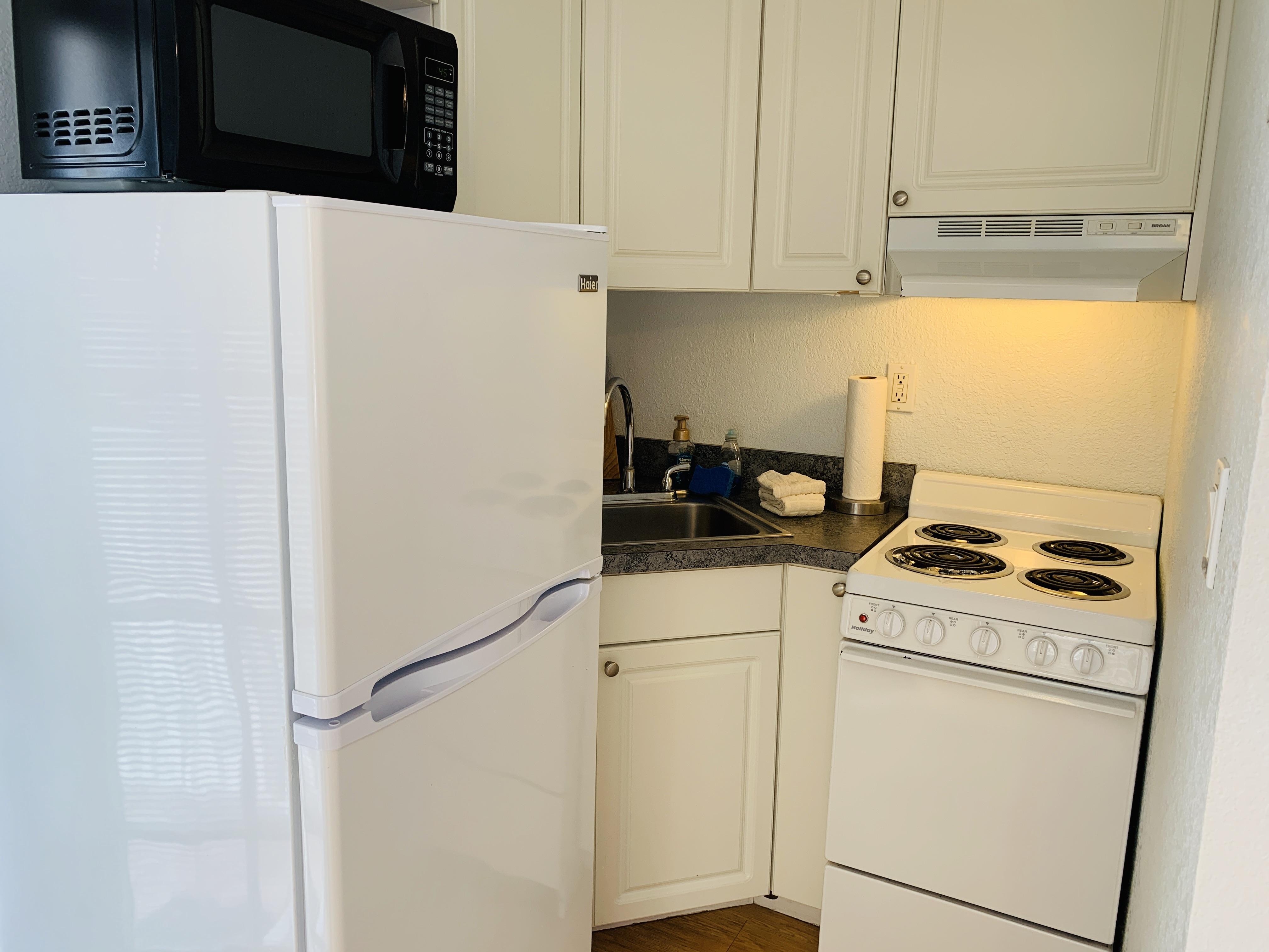 Unit 5 Studio Kitchen