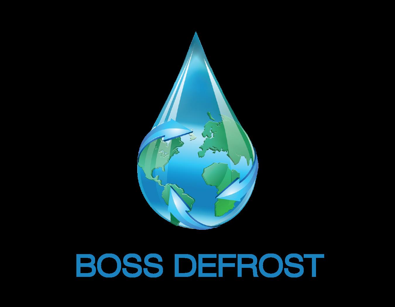 Boss Defrost logo