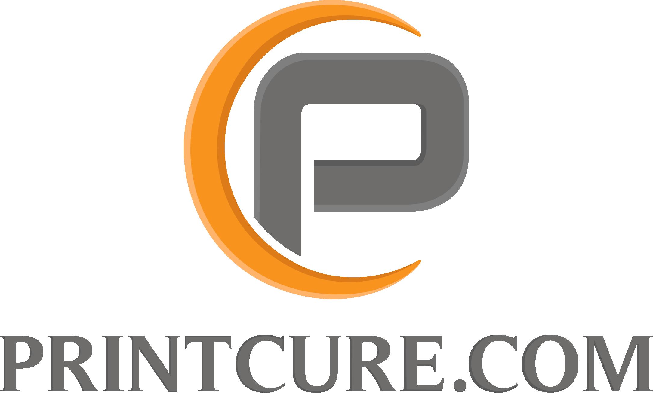 Printcure logo