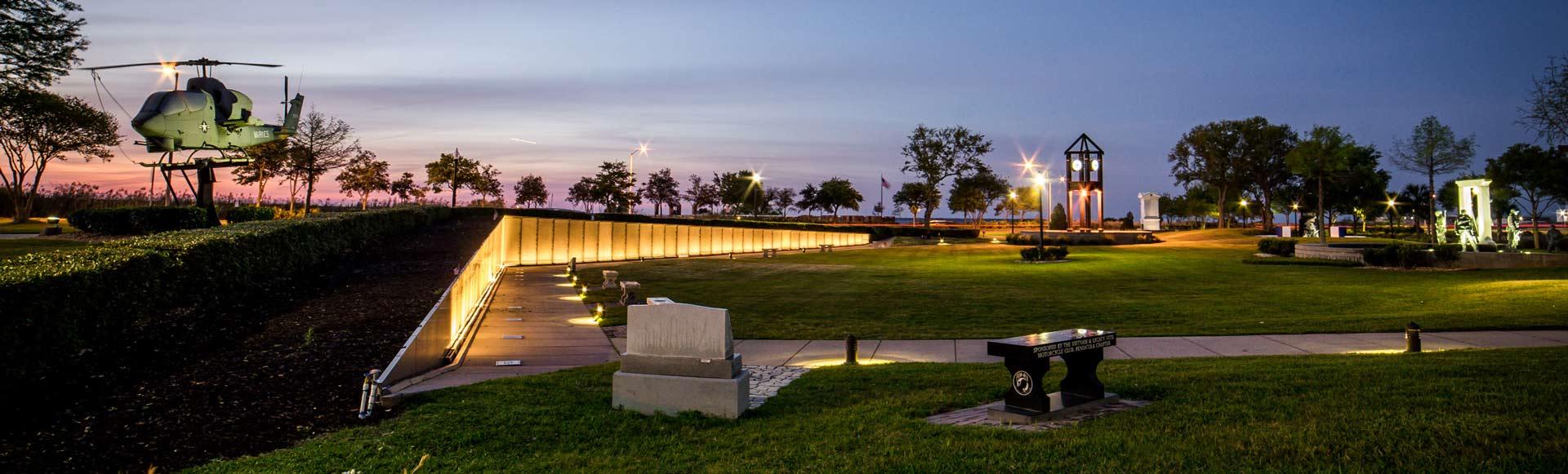Veteran's Memorial Park, Pensacola