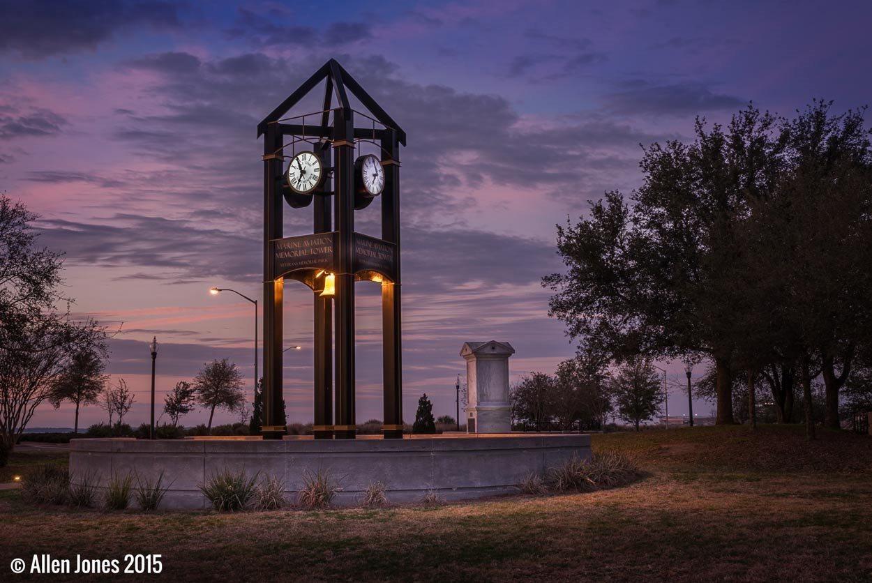 wall south: veterans memorial park