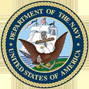 US Navy Logo Round