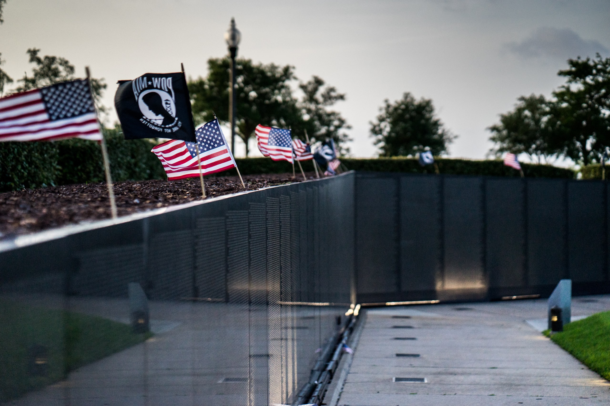 Vietnam Wall South 4