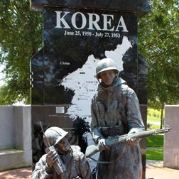 Photo of Korean War