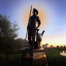 Photo of The Minuteman Memorial