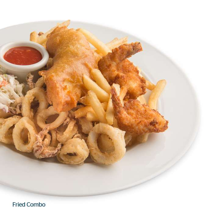 Fried Combo