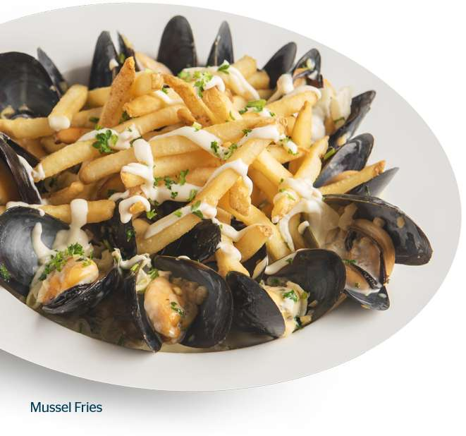 Mussel Fries