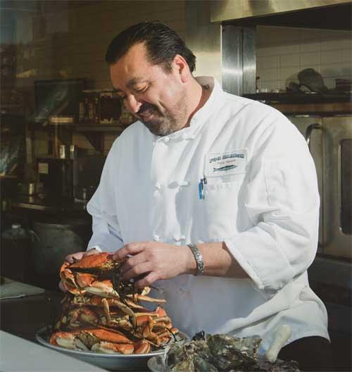 Executive Chef Adolfo Soto