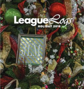 thumbnail of Junior League Montgomery League Logs magazine cover