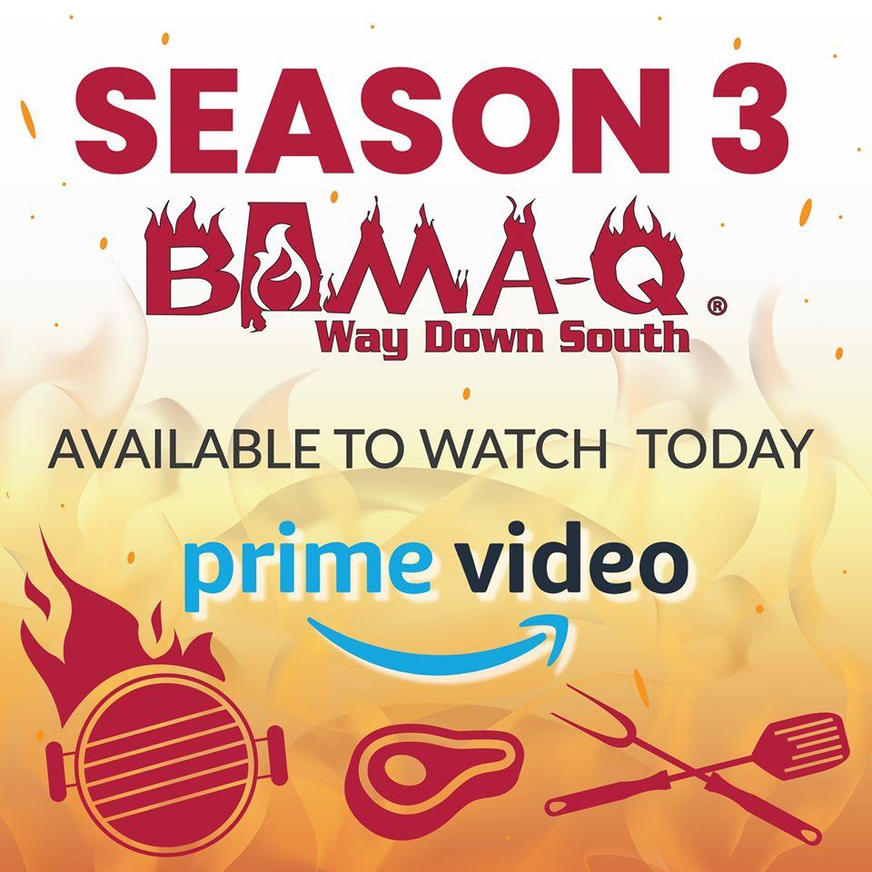 BamaQ Season 3 promotional poster