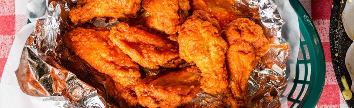 Chicken Buffalo Wings