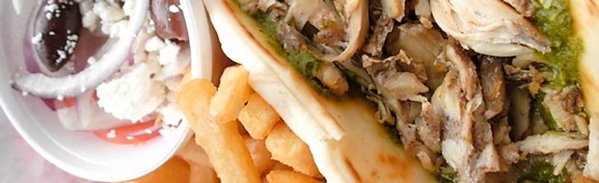 Pita Sandwich Wrap