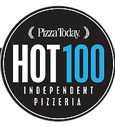 Pizza Today Hot 100 Award Logo