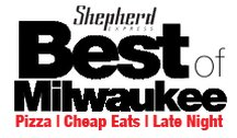 Shepherd Best of Milwaukee Award Logo