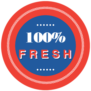 100% Fresh Mozzarella Cheese Icon