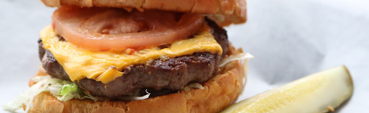 Habanero Ranch Hamburger Sandwich