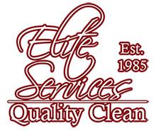 Elite Services Quality Clean logo