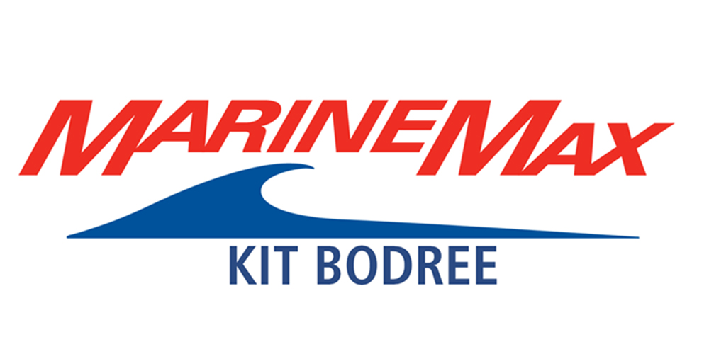 Kit Bodree - Marine Max logo