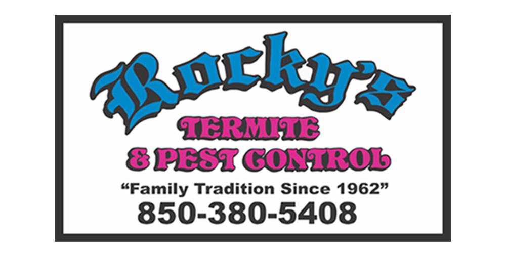 Rocky's Termite and Pest Control logo
