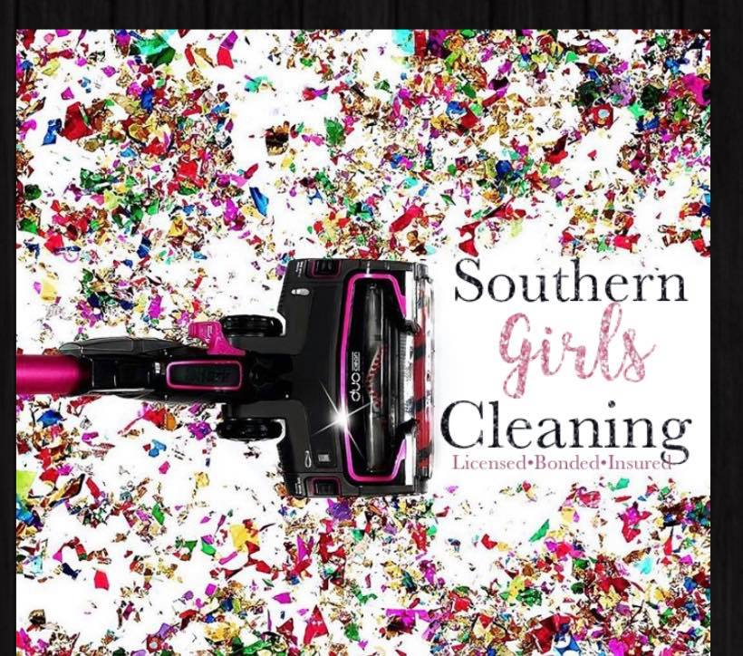 Southern Girls Cleaning logo