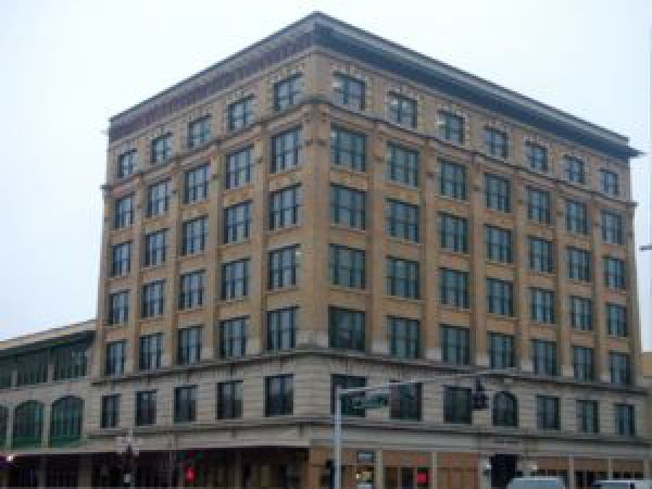 Blount Building Headquarters