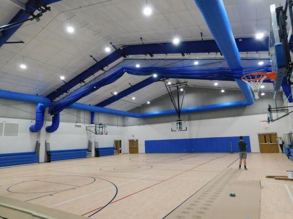 St. Paul's Gym
