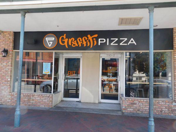 Grafitti Pizza