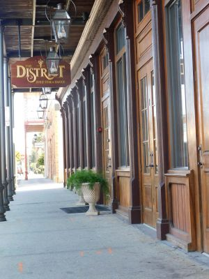 The District Restaurant in Downtown Pensacola image